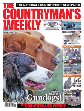 The Countryman's Weekly 11th March 2020