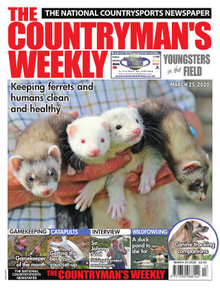 The Countryman's Weekly 25th Mar 2020