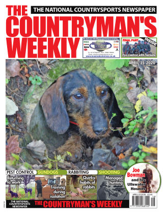 The Countryman's Weekly 15th Apr 2020