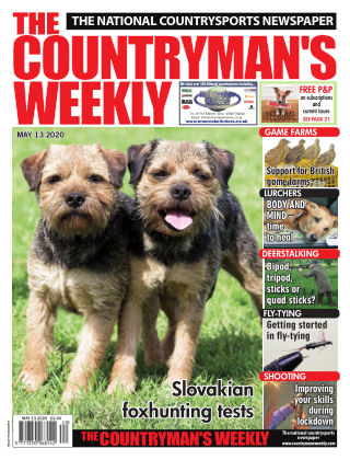 The Countryman's Weekly 13th May 2020