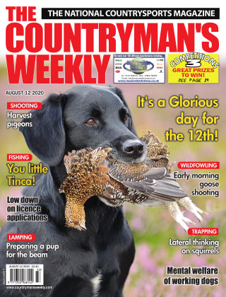 The Countryman's Weekly 12th Aug 2020