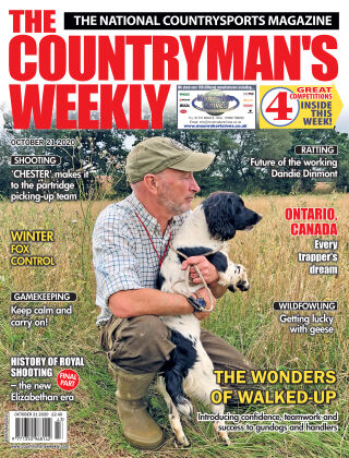 The Countryman's Weekly 21st Oct 2020