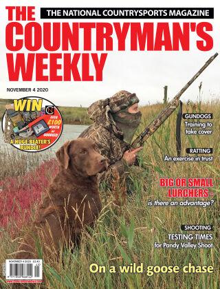 The Countryman's Weekly 4th Nov 2020