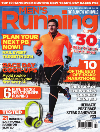 Men's Running January 2014