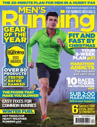 Men's Running December 2013