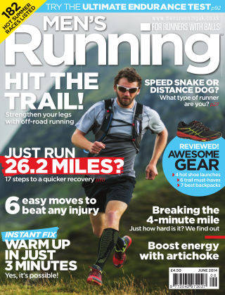 Men's Running June 2014