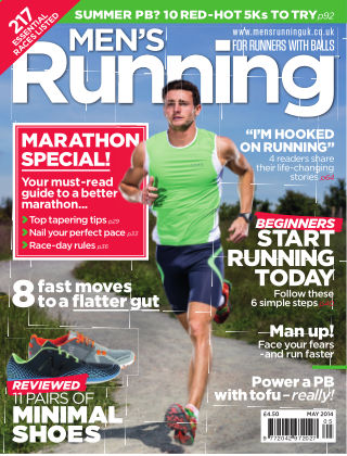 Men's Running May 2014