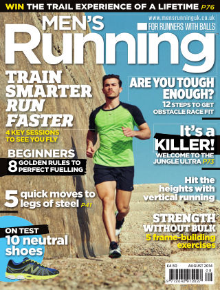 Men's Running August 2014