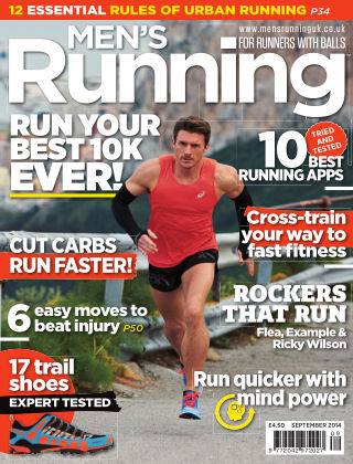 Men's Running September 2014