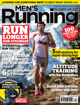 Men's Running October 2014