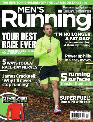 Men's Running November 2014