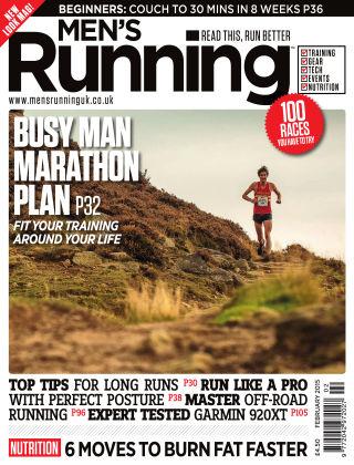 Men's Running February 2015