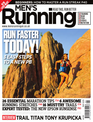 Men's Running May 2015