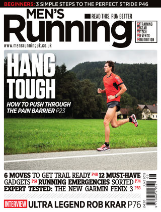 Men's Running June 2015