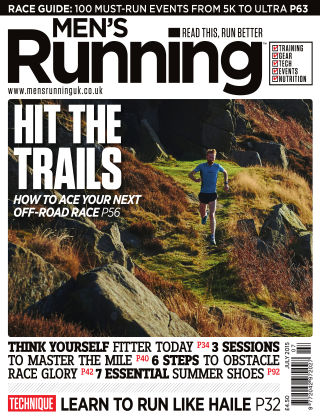 Men's Running July 2015