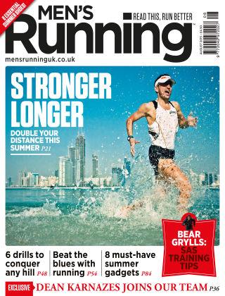 Men's Running August 2015