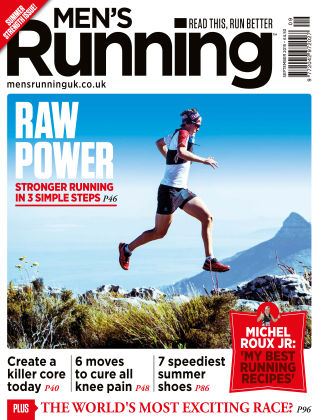 Men's Running September 2015