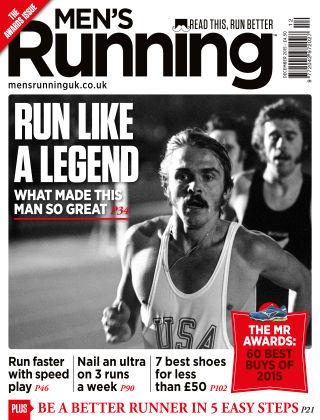 Men's Running December 2015