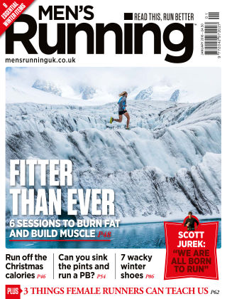 Men's Running January 2016