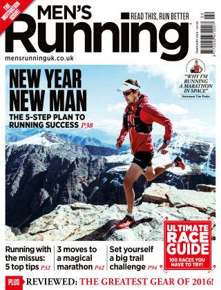 Men's Running February 2016