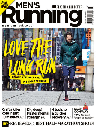 Men's Running March 2016
