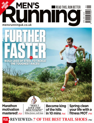 Men's Running April 2016