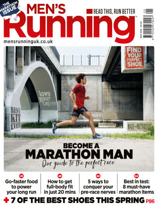 Men's Running May 2016