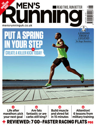 Men's Running June 2016