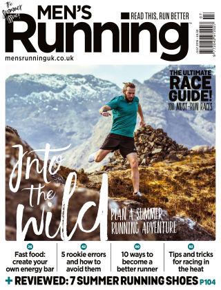 Men's Running July 2016
