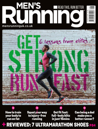 Men's Running August 2016