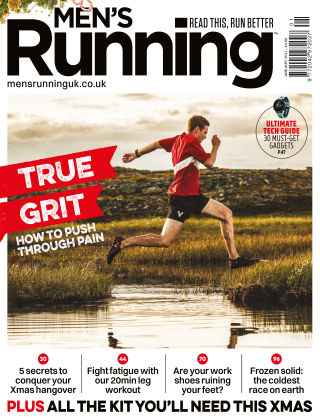 Men's Running January 2017