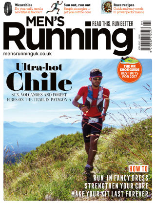 Men's Running April 2017