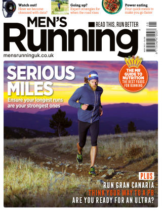 Men's Running May 2017