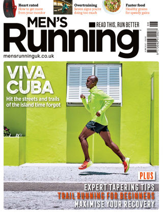Men's Running June 2017