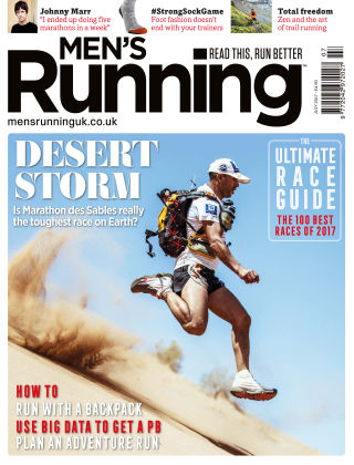 Men's Running July 2017