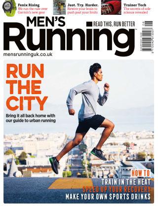 Men's Running August 2017
