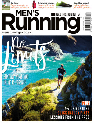 Men's Running September 2017