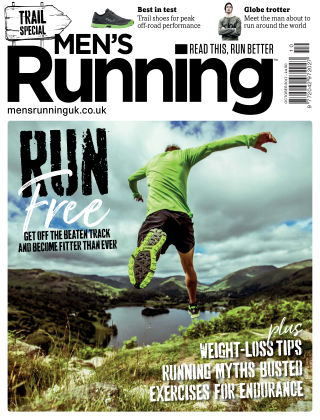 Men's Running October 2017
