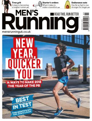 Men's Running 2018-01-25