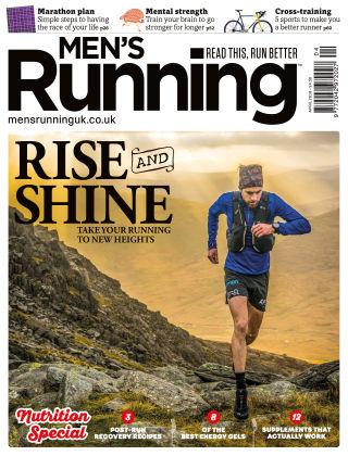 Men's Running 2018-02-22