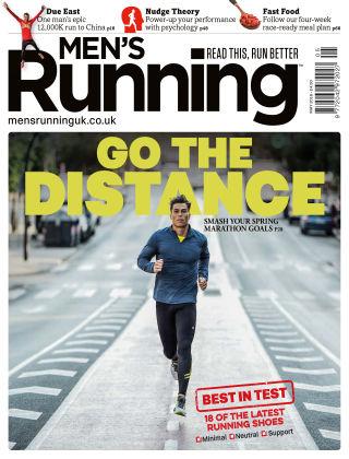 Men's Running 2018-03-29