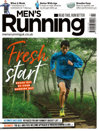 Men's Running 2018-05-31