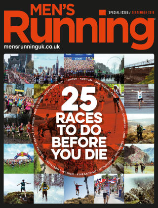 Men's Running September 2018