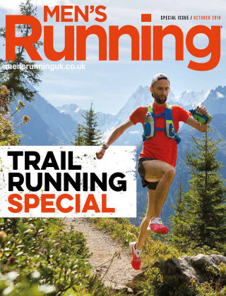 Men's Running October 2018