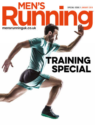 Men's Running January 2019