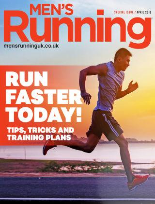 Men's Running April 2019