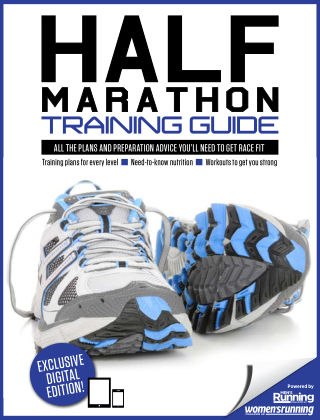 Half Marathon Training Guide Men's Running