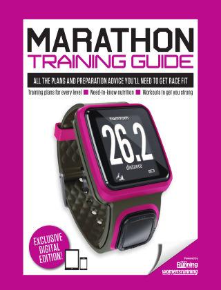 Marathon Training Guide Women's Running