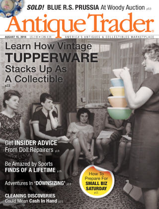 Antique Trader Aug 15 2018