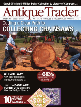 Antique Trader Jun 20 2018
